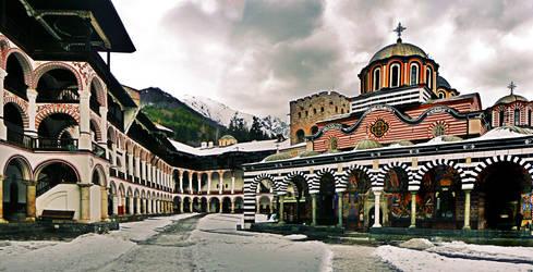 Rila Monastery by carousel8118