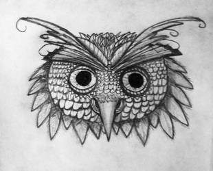 Owl by WilliamLivingston