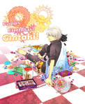 happy birthday to gintoki by dorset