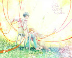 Secret Garden by dorset