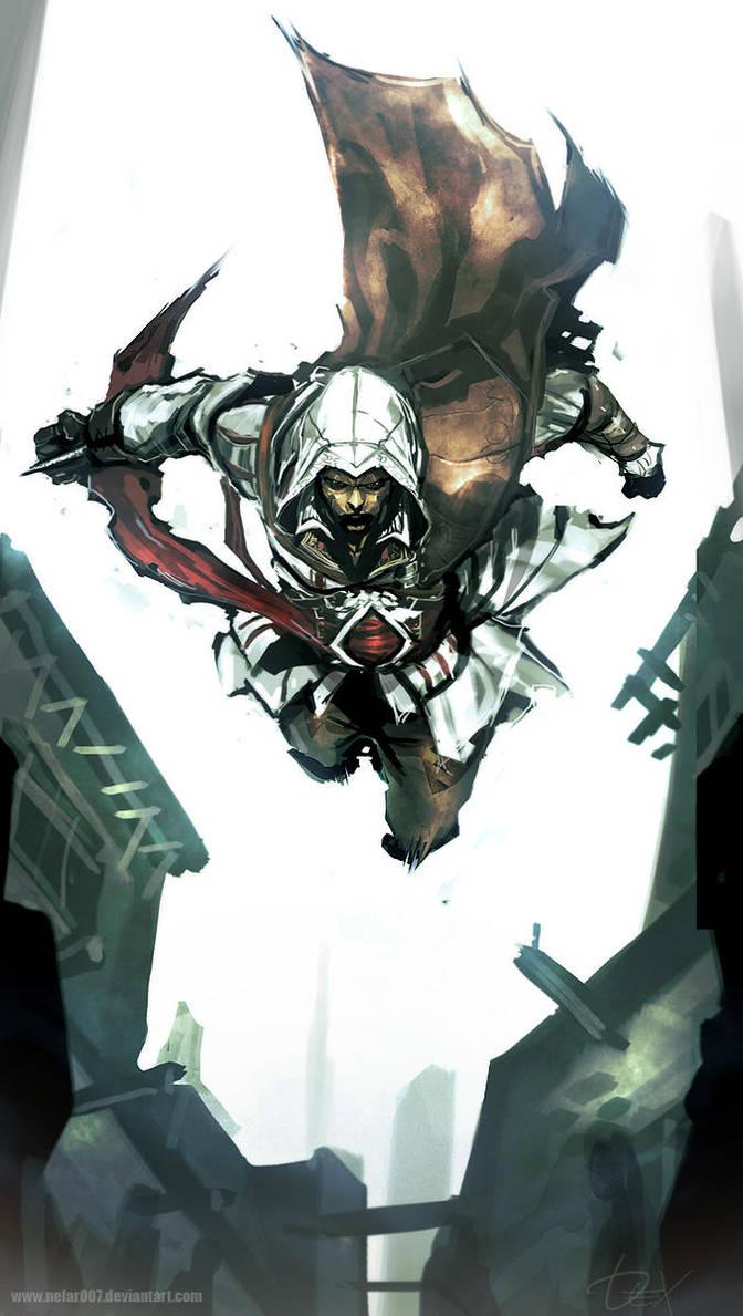assassins creed 2 by nefar007