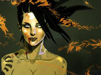 femme by nefar007