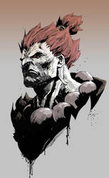 Akuma by nefar007