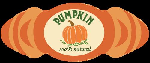 Pumpkin top label by credechica4