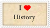 I love history 4ever - Stamp by lucianintendofan97