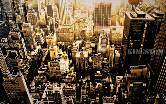 New-York Madness by kingstom