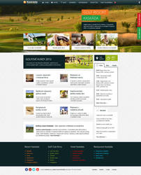 Golf Brno - Resort Kaskada by romankac
