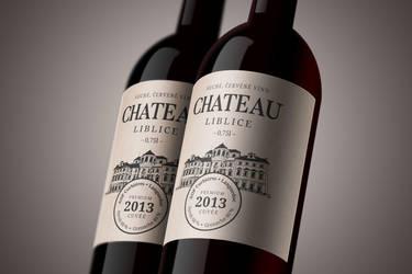 Wine CHATEAU Liblice by romankac