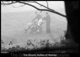 The Ghostly Golfers of Worsley by madragonn