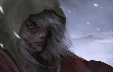 Thief King Bakura by fate-fiction