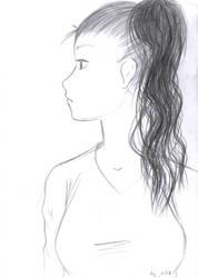 -Don't stare- by agi3330