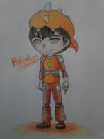 Fanart Boboibot by Shintafaradina1