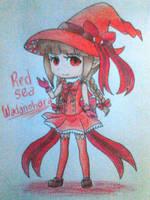 Red Sea Wadanohara by Shintafaradina1
