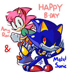 Sonic CD 25th by 4zumarill