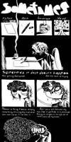 Sometimes by MumblingIdiot