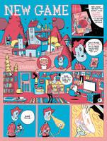 Graphic Cosmogony by MumblingIdiot