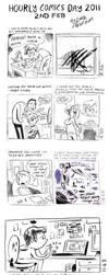 Hourly Comic Day by MumblingIdiot