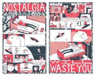 Nostalgia by MumblingIdiot