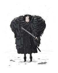 Cheer Up Jon Snow by MumblingIdiot