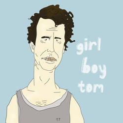 Girl Boy Tom by randypolson
