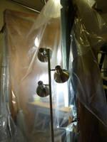 Molding Booth-Hut by BlackHoleInAJar