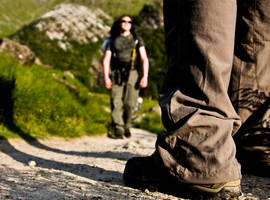 Trekking by Hollowpoint303