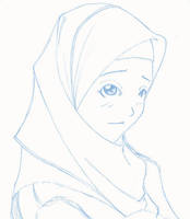 Hijab Shoujo by cressalve