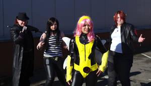 X-Men group incomplete by GemmaSuen