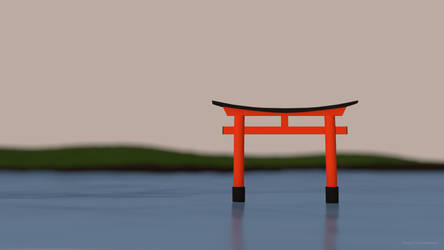 Torii by MikePestr