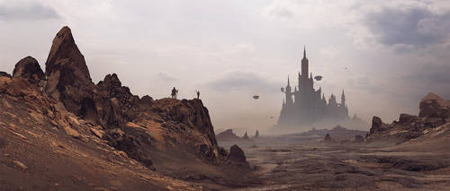 The Citadel by tobylewin