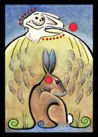 Rabbit - Totem by Ravenari