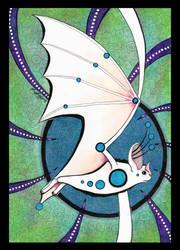 Bat as Totem by Ravenari