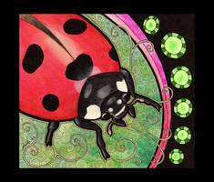 Ladybug as Totem by Ravenari