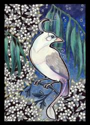 The Unicorn Moon-Sickle by Ravenari