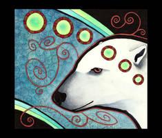 Polar Bear as Totem by Ravenari