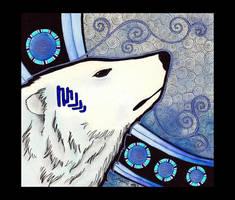 Polar Bear 02 as Totem by Ravenari