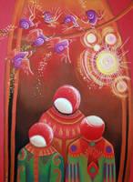Wandsuna - Seven Snails by Ravenari