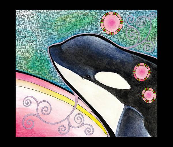 Orca as Totem by Ravenari