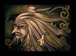 Baba Yaga by Ravenari