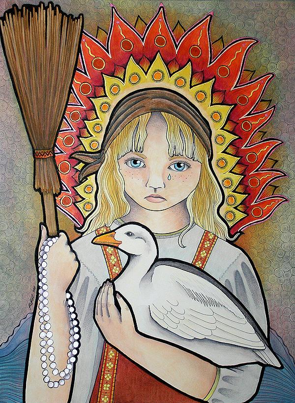 Gretel by Ravenari