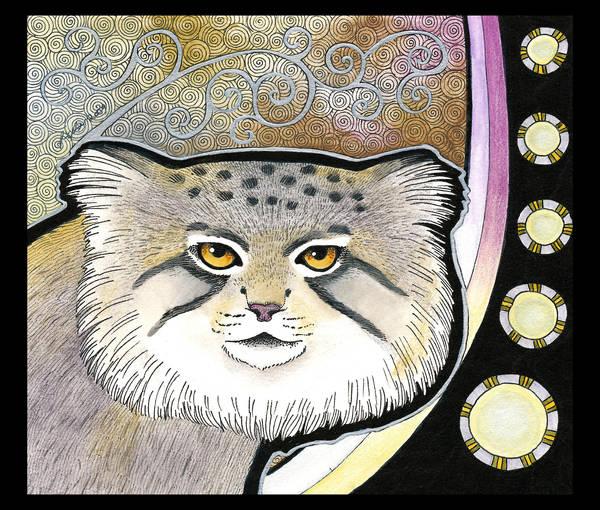 Pallas's Cat as Totem by Ravenari