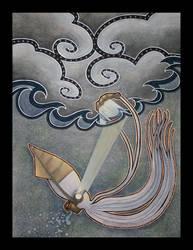 The Sea Shepherd by Ravenari
