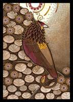 Black-Maned Liontail by Ravenari