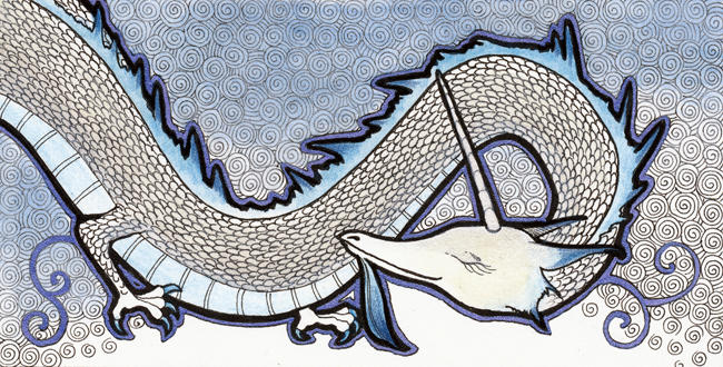 Mini-Dragon Levitas by Ravenari