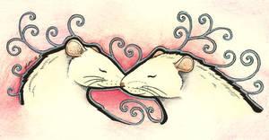 White Rats by Ravenari
