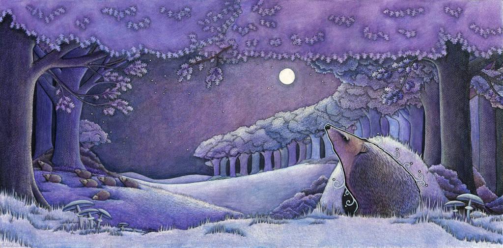 Prickle Moon - Cover by Ravenari