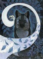 The Black Fox by Ravenari