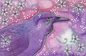 Violet Series - 04. Raven by Ravenari