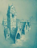 Random Church by hipple25
