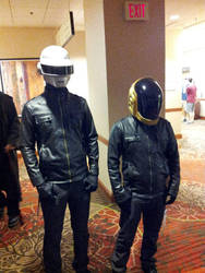 Daft Punk by lexaeusblanka